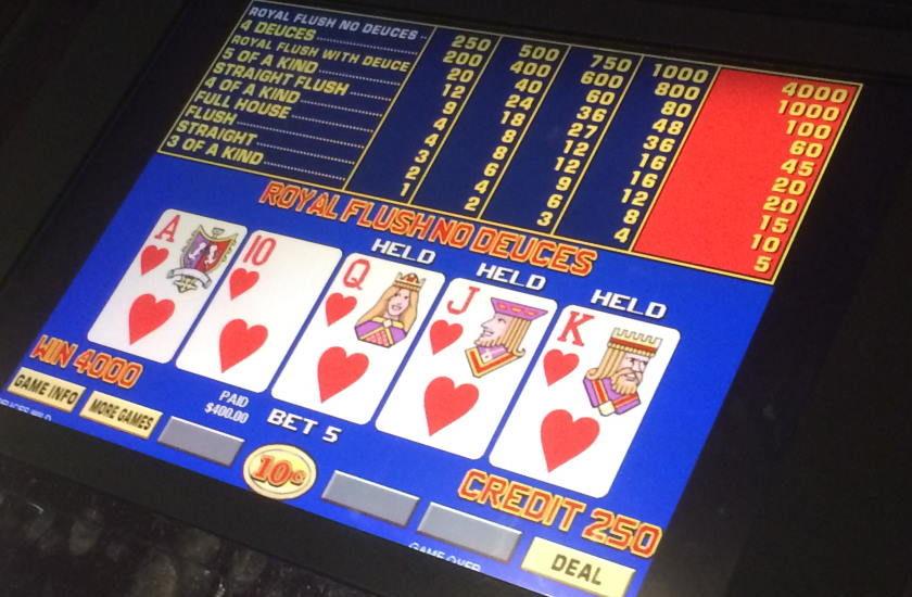 Winning Hand in poker