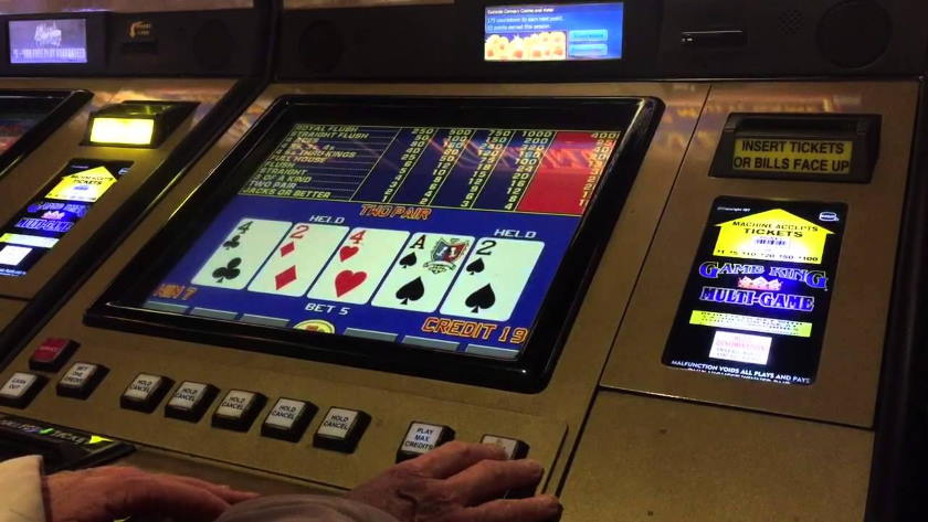 Reasons to Play Video Poker